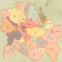 Rákospalota 32., Pestújhely 27. kerület - egy régi Nagy-Budapest-terv