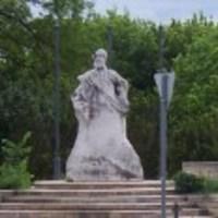 Barcza Lajos rákospalotai Kossuth-szobra