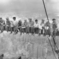 New York - Újpalota: két régi fotó építkezésekről
