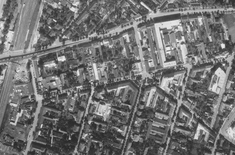 A Hubay Jenő tér és környéke
