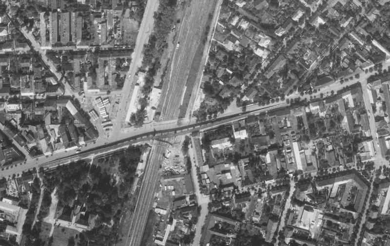 A Rákospalota-Újpest vasútállomás környéke