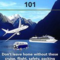 //UPD\\ Happy Travels 101: Don't Leave Home Without These Cruise, Flight, Safety, Packing And Sightseeing Tips. Servicio Ficha centrica unico Somos
