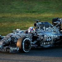 F1 - Az RB11 is megérkezett!