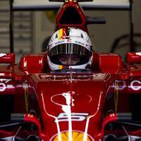 F1 - Ismét Vettel és a Ferrari lett az első!