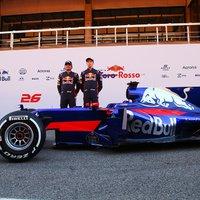 F1 - MEGÉRKEZETT AZ UTOLSÓ FECSKE IS, A TORO ROSSO STR12!