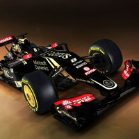 F1 - Képeken a Lotus E23 Hybrid!