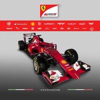 F1 - Bemutatták a 2015-ös Ferrarit!
