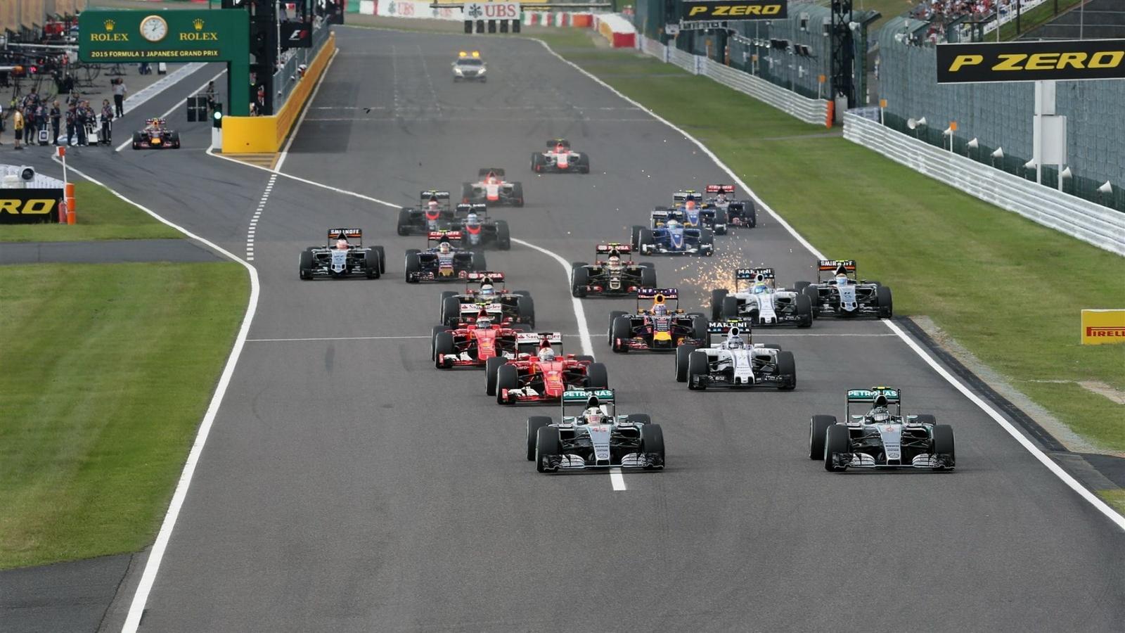 F1 - ELŐZETES: 2016 JAPÁN NAGYDÍJ