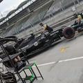 F1: Magyarországon tesztelt a Renault