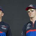F1: A Red Bull szerint Albon gyorsabb Kvjatnál