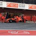 F1: Élcsapatokkal tesztelt a Pirelli Barcelonában