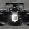 F1: Új festést kapott a Haas