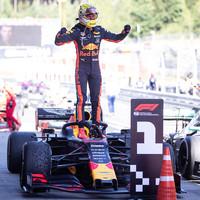 F1 - VERSTAPPEN VITATHATÓ MANŐVERREL ÜTÖTTE EL LECLERC-T A GYŐZELEMTŐL