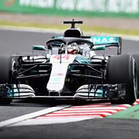 F1 - MERCEDES-URALOM A JAPÁN NYITÁNYON