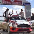 Vogelék kategóriagyőztesként zárták a Rallysprint Kopnát
