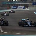 F1: Miért nem működött a DRS az idényzárón?