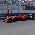 F1: Leclerc pole-t szerzett, majd falba tette a Ferrarit