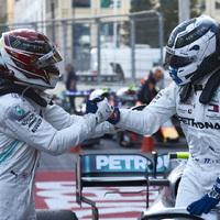 F1: Bottas nem kér Rosbergből és a pszichológusokból Hamilton ellen