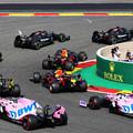 F1: Ha az időjáráson múlik, izgalmas Belga Nagydíjunk lehet
