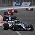 F1 - HAMILTON NYERTE A 2018-AS SZEZON UTOLSÓ VERSENYÉT