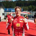 Majdnem hoppon maradt szezon közben a bajnokságot vezető Ferrari-junior