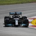 F1: Hamilton pályarekorddal nyerte az időmérőt