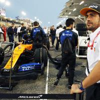 F1: Alonso továbbra is nyitott a visszatérésre
