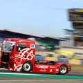 Kamion-Eb: Kiss-dupla Le Mans-ban