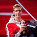 F1: Bereznay dobogós, a bajnokságban is a legjobb tíz között