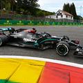 F1: Pályacsúccsal tarolt Hamilton a spái időmérőn, a Ferrari sehol