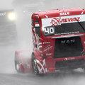 Kamion-Eb: Kiss Norbi oktatott a kettévágott versenyen