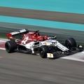 F1: Megbukott Räikkönenék autója a törésteszten