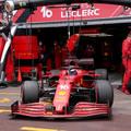 F1: Új váltót kaphat Leclerc Azerbajdzsánban