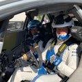 F1: Ismét raliautót tesztelt Valtteri Bottas