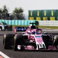 F1 - ŐSKÁOSZT OKOZHAT A FORMA-1-BEN A FORCE INDIA JOGI KÁLVÁRIÁJA