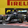 F1: Bottas tört az élre a hungaroringi időmérő előtt