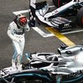 F1: Több százezren nézték Hamilton szezonzáró sikerét