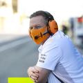 Újra versenyezni fog a McLaren-főnök