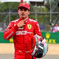 F1: Bianchi halála ellenére nem akarta feladni pályafutását Leclerc