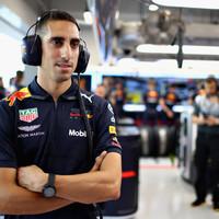 F1: Nagyot bukott a Pirelli tesztjén a Red Bull tartalékosa
