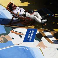 F1 - 14+1 MARADANDÓ PILLANAT FERNANDO ALONSO PÁLYAFUTÁSÁBÓL