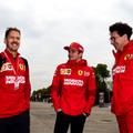 F1: Kínosan érezte magát Vettelék előtt a Ferrari csapatfőnöke