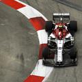 F1: Furcsa büntetést kapott az Alfa Romeo újonca