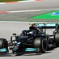 F1: Bottasé az első edzés, Verstappen Hamilton előtt kezdett