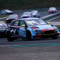 Kikosarazta a Hungaroringet a TCR Europe