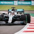 F1: Hamiltoné az első edzés Mexikóban, Leclerc és Verstappen a nyomában