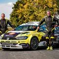 Az év futamára készülnek Turán Friciék a Rally Hungaryn