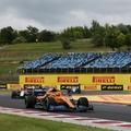F1: Teltházas Magyar Nagydíjban reménykedik a Hungaroring