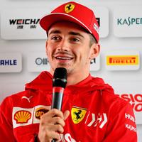 F1: Leclerc az összetett dobogóért hajt