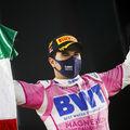 Hivatalos: Megmenti Pérez F1-es karrierjét a Red Bull